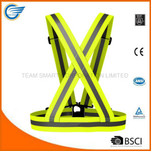 Amazon Hot Selling High Visibility Reflective Running Safety Belt pictures & photos