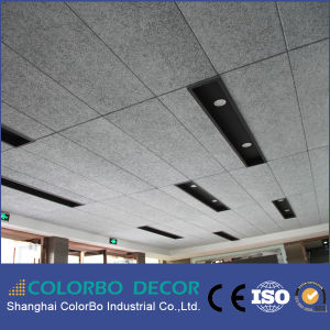 Cement Wood Fiber Acoustic Panels Wood Wool Cement Board pictures & photos