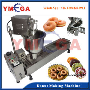 Non-Stick Frying Automatic Mini Donut Machine for Sale pictures & photos