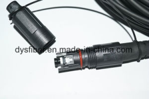 Fiber Optic Waterproof Hoptic Connector Outdoor Patchcord pictures & photos