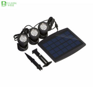 4.5W LED Outdoor Solar LED Underwater Light pictures & photos