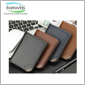 Supply Real Money Clip Business Leisure Men Wallets pictures & photos