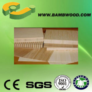 Thickness Bamboo Plywood Panel From China Supplier pictures & photos