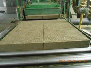 Rock Wool Board with Aluminum Foil on One Side, Rock Wool Board with Fsk pictures & photos