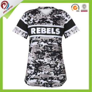 Camo Whosales Subliamtion Customized Team Set Baseball Jersey pictures & photos