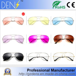 Color Jelly Designer Brands Ocean Film Sunglasses pictures & photos