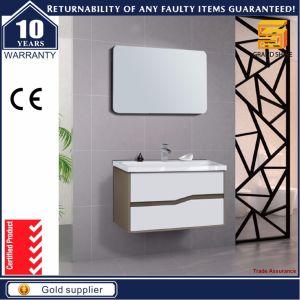 Sanitary Ware MDF Floor Mounted Bathroom Vanity Set pictures & photos