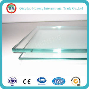 4mm Flat Glass Type Clear Float Glass with ISO SGS pictures & photos