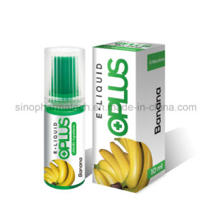 OEM Banana Flavor Zero Nicotine E Liquid for E Cigarette pictures & photos
