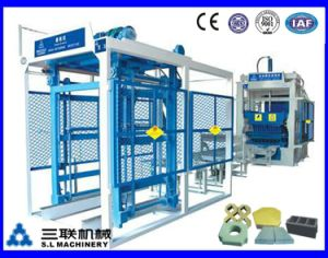 China Qt4-15 Small Block Making Machine Price pictures & photos