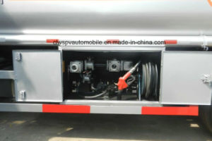 Dongfeng 15tons Fuel Dispenser Truck 15000 Liters Oil Transport Truck pictures & photos
