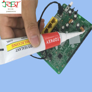 Thermally Conductive Silicone Strong Adhesive Thermal Glue pictures & photos