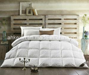 European Size 90% Grey Duck Down Comforter pictures & photos