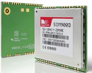 Simcom GSM GPRS Module SIM900d Compatible SIM300 pictures & photos