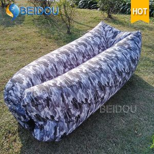 Camouflage Camping Air Sofa Bed Beanbag Laybag Lazy Bean Bag pictures & photos