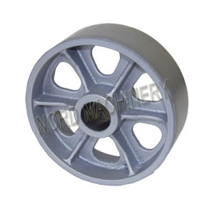 Sand Cast Iron Wheels for Mining Equipment pictures & photos