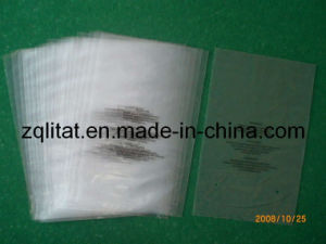LDPE Plastic Flat Food Transparent Flat Bag on Roll pictures & photos