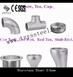 High Quality Stainless Steel Elbow Crutches Tee Cap