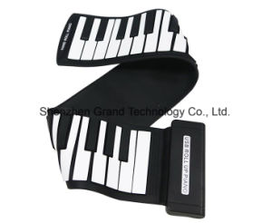 Electronic Hand Roll up Piano with 49 Keys (GRD-61) pictures & photos