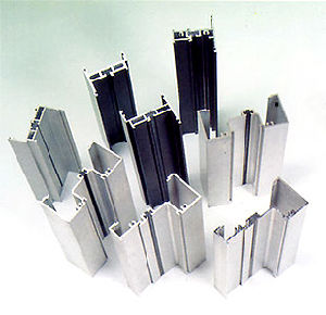 Aluminium Extruded-Aluminum Extrusion (HF014) pictures & photos