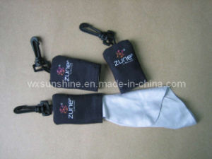 Key-Chain Glasses Cleaning Cloth (ES-001) pictures & photos