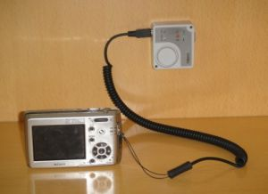 Camera Secure With Alarm Function (JB-5011 & 503D) pictures & photos