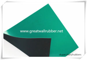 ESD Rubber Rubber Mat Flooring, Anti-Static Rubber Sheet pictures & photos