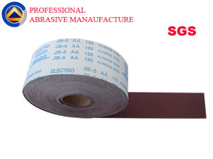 Jb 5 Abrasive Cloth Roll Tj113 pictures & photos