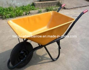 Names of Construction Agricultural Farm Tools Wheelbarrow (WB6401A) pictures & photos