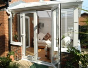 Customised Garden Aluminium Glass Sunroom (pH-8109) pictures & photos