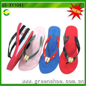 Latest Fashion Lady Slipper for Women (GS-XY1041) pictures & photos