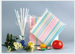 Colorful SGS FDA Straight Straw pictures & photos