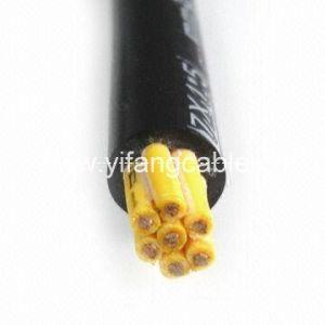 Control Cable, CU, PVC 0.6/1KV, 7X2.5mm2 pictures & photos
