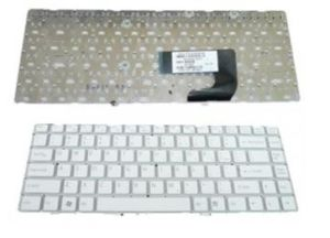Laptop Keyboard Layout for Sony Vaio Vgn Cw Series Us/Sp Version