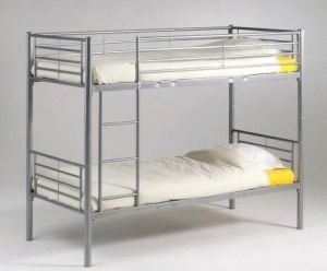 Steel Bunk Beds, Dormitory Bed (JH09-219A)