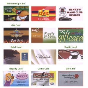 Pre-Printed PVC Card