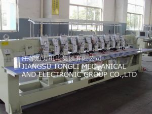Embroidery Machine Tongli pictures & photos