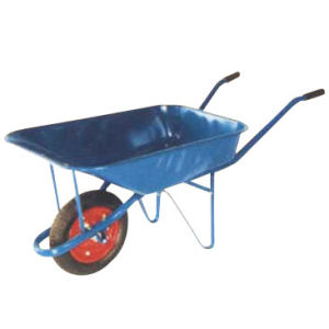Steel Handle and Steel Tray Wheel Barrow (WB6209) pictures & photos