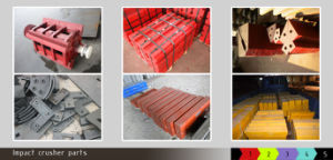 Jaw Crusher Toggle Seat for Sale pictures & photos