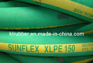 Rubber Multi Purpose Chemical Hose with SGS Certification pictures & photos