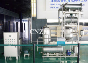 Distilling Concentrator Unit