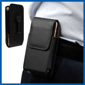 Belt Clip Holster Flip Slide Leather Case for iPhone 6s pictures & photos