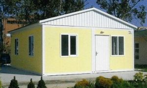 Prefabricated Living Home (68004mA)