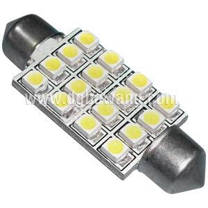 Festoon Light LED Car Light (S85-41-016Z3528P) pictures & photos