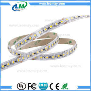 12V/24V warm white light 2800K 3528 6-10W Waterproof LED Flexible Strip with CE RoHS pictures & photos