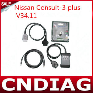 for Nissan Consult-3 Plus V34.11 for Nissan Diagnostic and Programming Tool