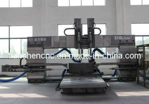 CNC Movable Worktable Drilling Machine for Graphite Blocks Model (GD2018/4) pictures & photos