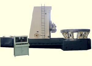 Gear Hobbing Machine (Y31500A) 2014 New Type
