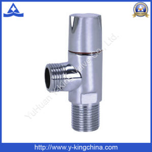 Brass Triangle Angle Valve (YD-5030) pictures & photos