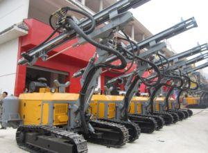 Crawler Mounted Core Drilling Machine pictures & photos